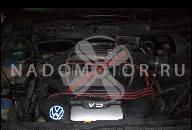 VW PASSAT 3BG V5 ДВИГАТЕЛЬ 2.3 AZX В СБОРЕ ВКЛЮЧАЯ. НАВЕСНОЕ ОБОРУДОВАНИЕ2003
