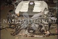 ДВИГАТЕЛЬ BDN VW PASSAT W8 4, 0 БЕНЗИН 4 MOTION ЗАПЧАСТИ