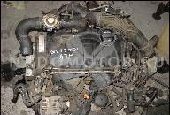 387895 ДВИГАТЕЛЬ БЕЗ НАВЕСНОГО ОБОРУДОВАНИЯ (ДИЗЕЛЬ) VW PASSAT VARIANT (3A5, 35I) 1.9 TDI (03.