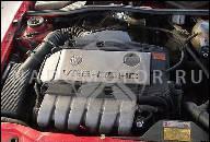 МОТОР VR6 2, 9L ABV VW CORRADO PASSAT 35I SYNCRO GOLF 1H0 - ТУРБ.