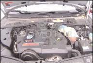 AUDI A4 B5 8D VW PASSAT 3B 3B5 МОТОР AHU 1, 9 TDI ДИЗЕЛЬ 210 ТЫС МИЛЬ