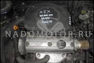 ДВИГАТЕЛЬ VW POLO (6N1) 60 1.4 AEX