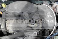 VW POLO SEAT IBIZA 1.4 8V APQ ДВИГАТЕЛЬ ЗАМЕНА KONIN 120 ТЫС КМ