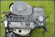 VW POLO 6N 95-98 1.4 ДВИГАТЕЛЬ AEX