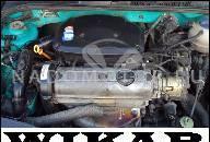 AHC2 VW POLO ДВИГАТЕЛЬ 1.0 8V ALL 120 ТЫС. KM