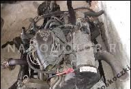ДВИГАТЕЛЬ В СБОРЕ 1.6 8V AEE VW POLO 6N GOLF III