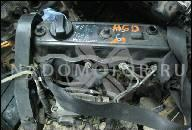 ДВИГАТЕЛЬ 1.9 SDI AGD N6 VW POLO 6N LIFT 99-01R 6N2