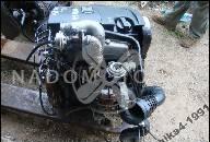 ДВИГАТЕЛЬ VW POLO (6N1) 55 1.3 40 КВТ MKB: ADX 130 ТЫСЯЧ KM
