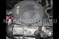 ДВИГАТЕЛЬ БЕЗ НАВЕСНОГО ОБОРУДОВАНИЯ ADX VW POLO 1, 3 40KW ГОД ВЫПУСКА.1995