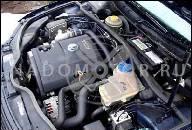 МОТОР VW POLO LUPO AROSA IBIZA 1.05 AEV 250 ТЫС. KM