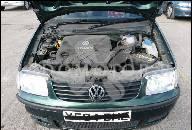 МОТОР VW POLO 1, 0 JEDNOPUNKTOWY ФОРСУНКА 98Г.