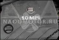 ДВИГАТЕЛЬ POLO 6N2 VW SEAT 1, 0 MPI AUC ESY