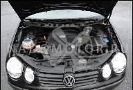 VW POLO IV FL 1.2 12V ДВИГАТЕЛЬ AZQ