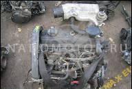 VW POLO SEAT IBIZA 1.4 8V APQ ДВИГАТЕЛЬ 130,000 КМ
