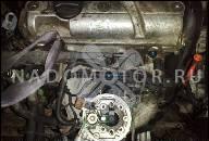 ДВИГАТЕЛЬ VW POLO 1.3 ADX