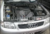 VW POLO 6N2 01' 1.0 MPI AUC ДВИГАТЕЛЬ