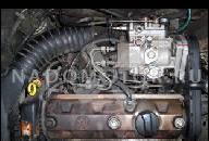 ДВИГАТЕЛЬ BBY VW POLO SEAT IBIZA SKODA FABIA 1, 4 16V 170000 KM