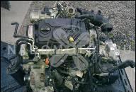 ДВИГАТЕЛЬ VW POLO 1.3 БЕНЗИН. 1997 Л.С.. 230000 KM