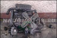 SEAT IBIZA VW POLO ДВИГАТЕЛЬ 1.4 AEX