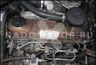 VW GOLF III PASSAT POLO 1.6 - ДВИГАТЕЛЬ В СБОРЕ