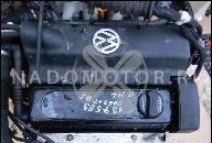 ДВИГАТЕЛЬ 1.6 VW POLO 3 94-01 ГАРАНТИЯ !! ЗАПЧАСТИ