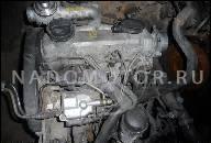 ДВИГАТЕЛЬ SEAT IBIZA VW POLO FABIA 1.9 SDI AQM 1, 9