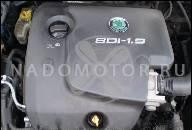 8 VW POLO LUPO CADDY GOLF ДВИГАТЕЛЬ 1.9 SDI AKU 100000 KM