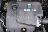 VW POLO LUPO CADDY 1.9 SDI AGD ДВИГАТЕЛЬ В СБОРЕ !!