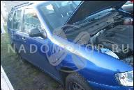 ДВИГАТЕЛЬ VW POLO 1.9 SDI 47 KW 1998Г..