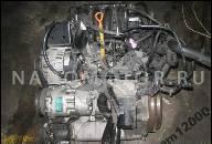 ДВИГАТЕЛЬ VW POLO 6N III 1.6 8V 1, 6 AEA