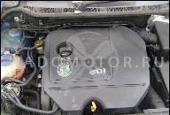 VW POLO 2002Г. ДВИГАТЕЛЬ 1, 9 SDI