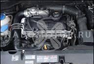 ДВИГАТЕЛЬ 1.9 TDI AHU VW SHARAN SEAT ALHAMBRA GALAXY