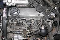 ДВИГАТЕЛЬ - VW SHARAN 1, 9 TDI (1Z) 220 ТЫС KM