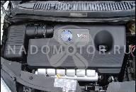 VW SHARAN AYL 2, 8 V6 98000 ДВИГАТЕЛЬ ГОД ВЫПУСКА