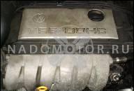 ДВИГАТЕЛЬ 2.8 V6 204 VW SHARAN - 2006 В СБОРЕ
