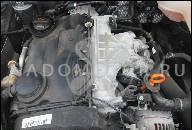 ДВИГАТЕЛЬ 2.0 TDI VW GOLF V PASSAT B6 TOURAN AUDI BKD