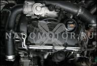 ДВИГАТЕЛЬ 2.0 TDI BMM BMP VW TOURAN PASSAT B6 08Г..