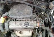 VW TOURAN CADDY JETTA GLOWICA ДВИГАТЕЛЬ 1.6 TDI CAY