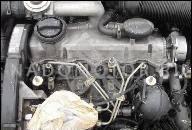 VW GOLF CADDY TOURAN SKODA ДВИГАТЕЛЬ 1, 9 1.9 BKC 180,000 KM