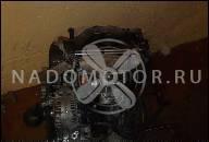 VW GOLF V TOURAN ДВИГАТЕЛЬ В СБОРЕ 2.0 TDI BKD 50 ТЫС. КМ