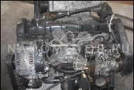 VW T4 TRANSPORTER ДВИГАТЕЛЬ 2.4 ДИЗЕЛЬ
