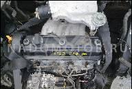 VW TRANSPORTER T4 1.9D ДВИГАТЕЛЬ