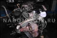 VW TRANSPORTER T4 1.9TD ДВИГАТЕЛЬ