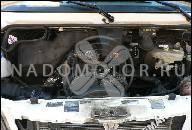 ДВИГАТЕЛЬ VW VOLKSWAGEN TRANSPORTER T4 2.5 БЕНЗИН GW 170000 KM