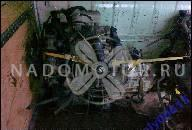 ДВИГАТЕЛЬ VW TRANSPORTER T4 T-4 2.5 TDI ACV