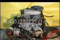 ДВИГАТЕЛЬ 2.4 D VW TRANSPORTER T4 FV 90 ТЫСЯЧ KM