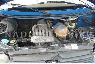 ДВИГАТЕЛЬ VW T4 TRANSPORTER 2.4D 2.4 D 100000 МИЛЬ