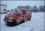 VW TRANSPORTER T4 T 4 - ДВИГАТЕЛЬ 2, 2.4 ДИЗЕЛЬ FVAT