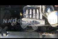 VW T4 T 4 92ROK TRANSPORTER 2, 4D ДВИГАТЕЛЬ 210 ТЫС. KM
