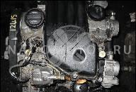 ДВИГАТЕЛЬ VW GOLF 3 CADDY VENTO & 1, 9 SDI MOTOCOD:AEY 47KW
